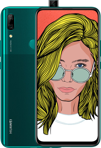 Huawei P Smart Z Vert