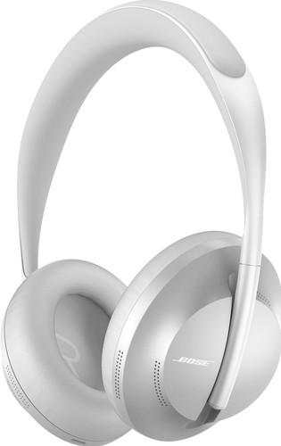 Bose Noise Canceling Headphones 700 Silver Main Image