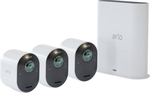 Arlo Ultra 4K 3-Pack Main Image