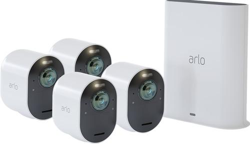 Arlo Ultra 4K 4-Pack Main Image