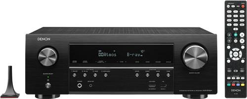 Denon AVR-S750H Main Image