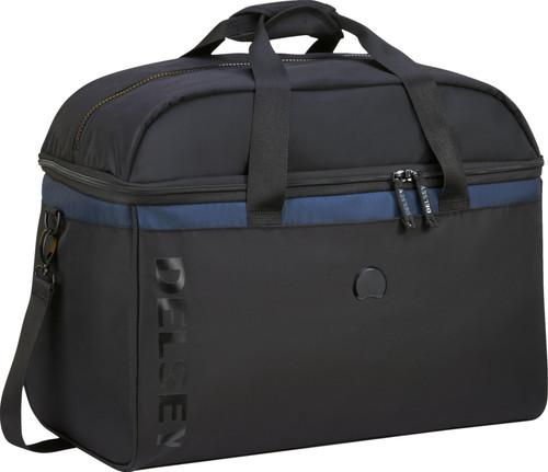 Delsey Egoa Cabin Travel Bag 45cm Zwart Main Image