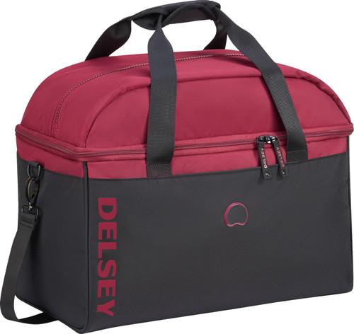 Delsey Egoa Cabin Travel Bag 45cm Rood Main Image
