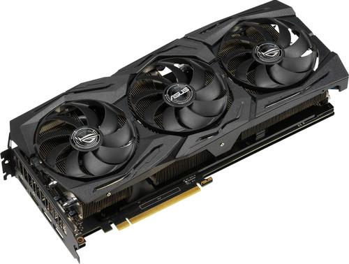 Asus ROG Strix GeForce GTX 1660 TI Advanced 6G Main Image