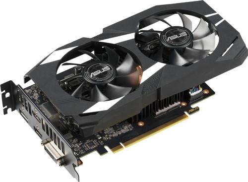 Asus Dual GeForce GTX 1660 TI OC 6G Main Image
