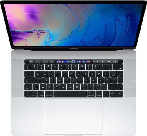 Apple MacBook Pro 13 inches Touch Bar (2019) MV9A2FN/A Silver AZERTY Main Image