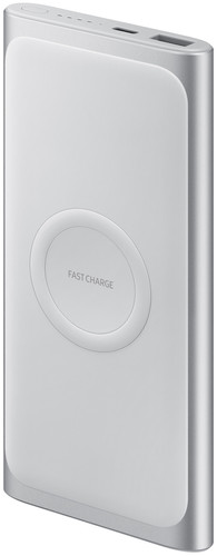 Samsung Battery Pack Wireless Power Bank 10.000mAh Samsung Fast Charge Silver Main Image
