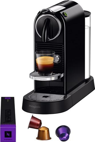 Magimix Nespresso CitiZ M196 Noir Main Image