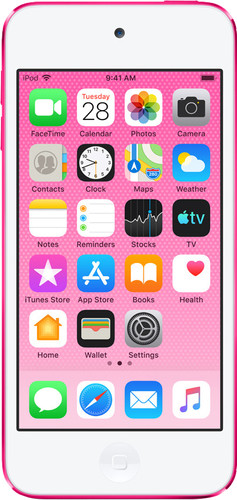Apple iPod Touch (2019) 32GB Pink Main Image