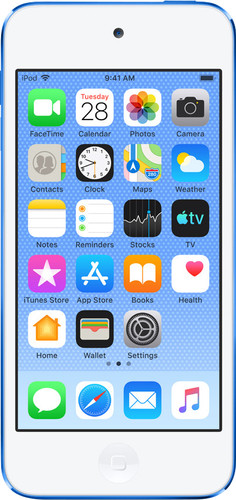 Apple iPod Touch (2019) 32GB Blue Main Image