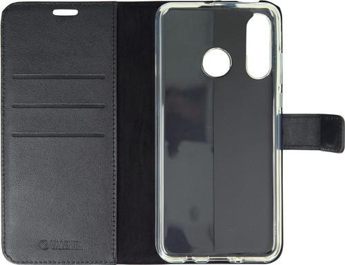 Valenta Booklet Gel Skin Huawei P30 Lite Black Leather Main Image