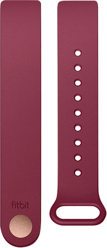 Fitbit Inspire/Inspire HR Watch Strap Plastic Red L Main Image