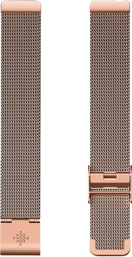 Fitbit Inspire / Inspire HR Band Metal Rose Gold Main Image