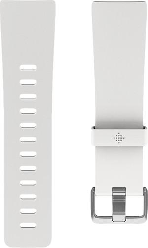 Fitbit Versa / Fitbit Versa Special Edition / Versa Lite Strap Plastic White L Main Image
