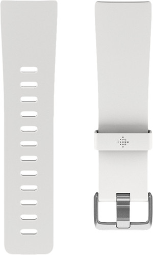 Fitbit Versa / Fitbit Versa Special Edition / Versa Lite Band Plastic White S Main Image