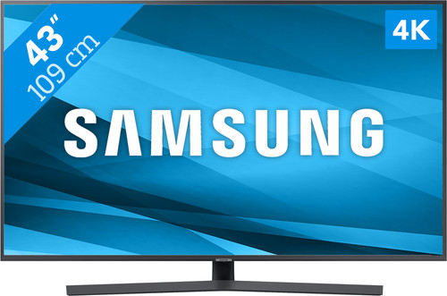 Samsung UE43RU7400 Main Image