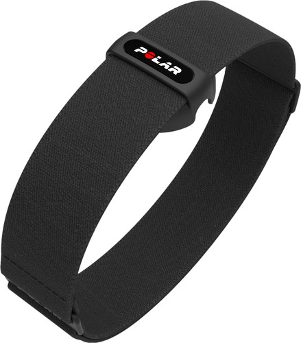 Polar OH1 Hartslagmeter Armband Zwart Main Image