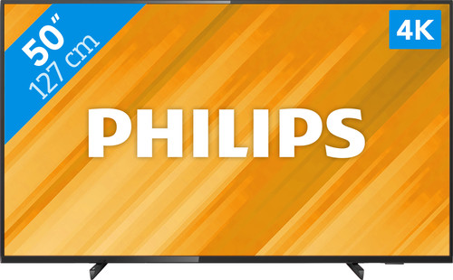 Philips 50PUS6704 - Ambilight Main Image