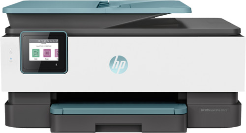HP OfficeJet Pro 8025 Blauw Main Image