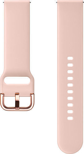 Samsung Galaxy Watch Active Band Plastic Pink Main Image