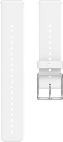 Polar Ignite Silicone Band White S Main Image
