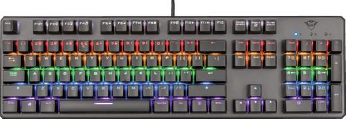 Trust Asta Mechanisch gaming toetsenbord Main Image