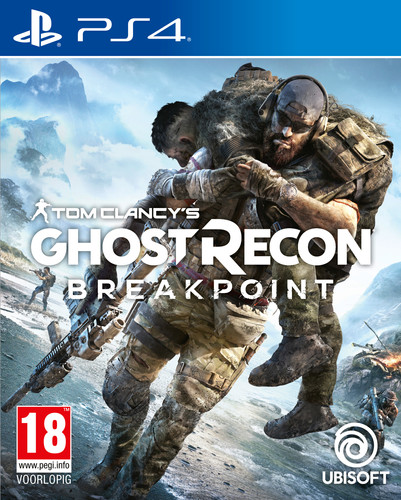 Tom Clancy's Ghost Recon: Breakpoint PS4 Main Image