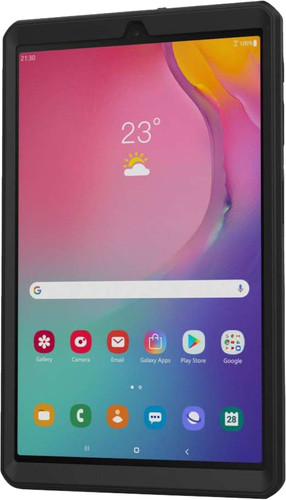 Just In Case Heavy Duty Coque intégrale Samsung Galaxy Tab A 10.1 (2019) Noir Main Image