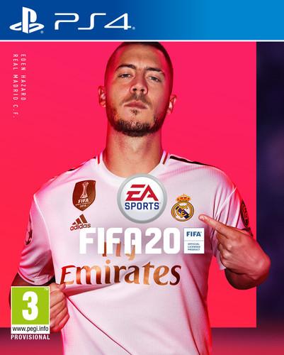 FIFA 20 PS4 Main Image