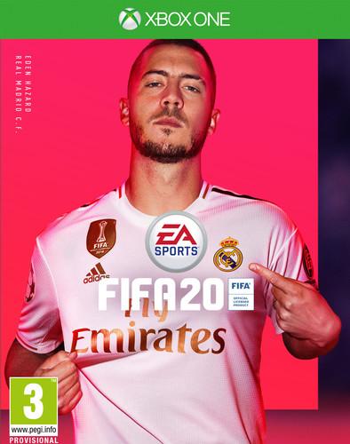 FIFA 20 Xbox One Main Image
