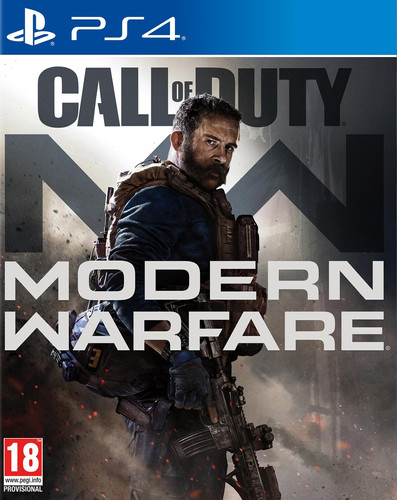 Call of Duty: Modern Warfare PS4 Main Image