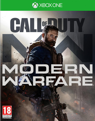 Call of Duty: Modern Warfare Xbox One Main Image