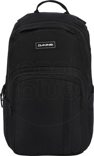 "Dakine Campus 15"" Black 25L Main Image"