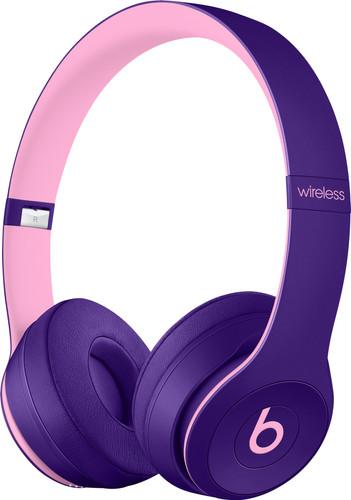 Beats Solo3 Wireless Pop Violet Main Image