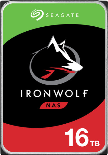 Seagate IronWolf 16TB Main Image
