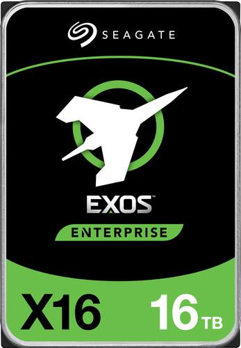 Seagate Exos X16 SATA 16TB Main Image