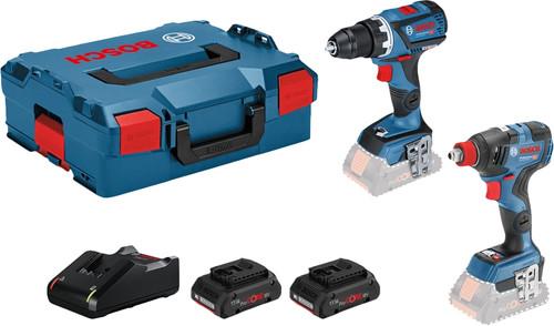 Bosch GSR 18V-60 C + GDX 18V-200 C Combiset Main Image