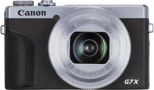 Canon PowerShot G7 X Mark III Zilver Main Image