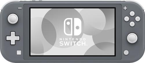 Nintendo Switch Lite Grijs Main Image