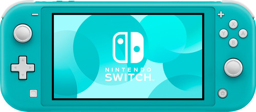 Nintendo Switch Lite Turquoise Main Image