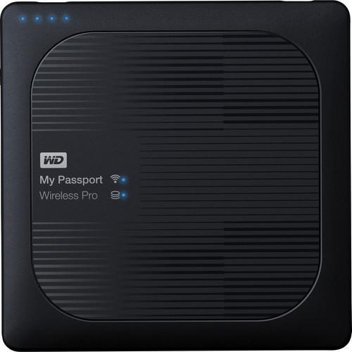 WD My Passport Wireless Pro 1TB Main Image