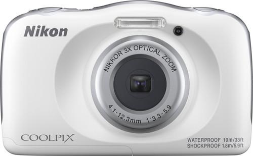 Nikon Coolpix W150 Wit Main Image
