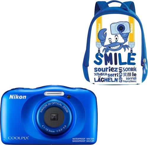Nikon Coolpix W150 Kit Backpack Bleu Main Image