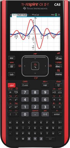Texas Instruments TI-Nspire CX II-T CAS Main Image