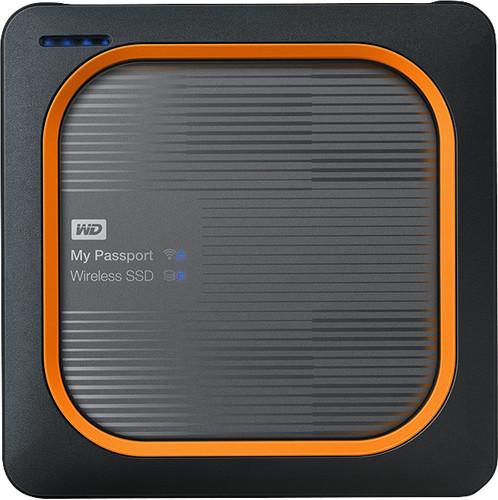 WD My Passport Wireless SSD 1 To Main Image
