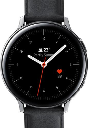 Samsung Galaxy Watch Active2 44 mm Inox Argent/Noir Main Image