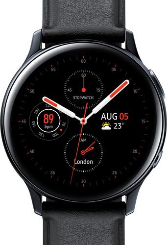 Samsung Galaxy Watch Active2 40 mm Inox Noir Main Image