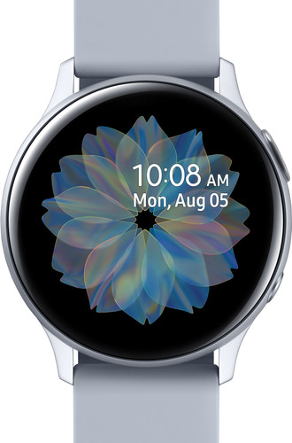 Samsung Galaxy Watch Active2 40 mm Aluminium Argent Main Image