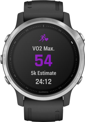 Garmin Fenix 6S - Noir - 42 mm Main Image