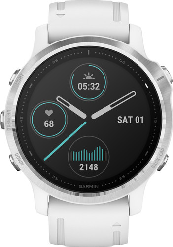 Garmin Fenix 6S - Blanc - 42 mm Main Image